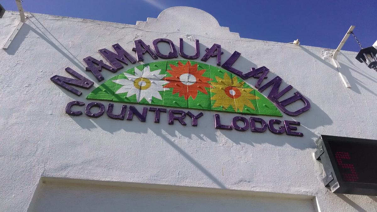 Namaqualand Country Lodge