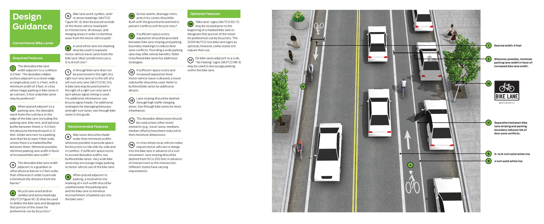 NACTO Bike Lane Design Guidance