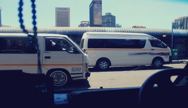 Cape Town Minibus Taxi