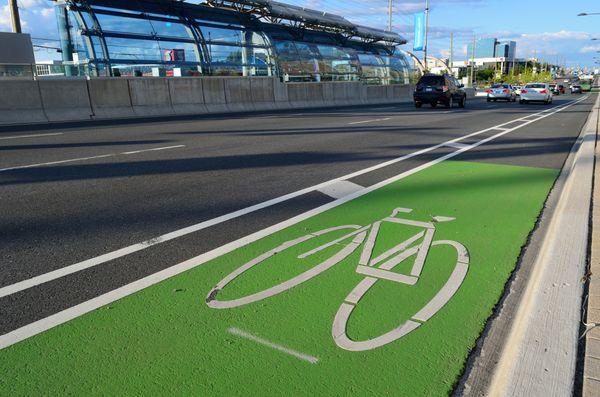 Bicycle Infrastructure Design Practice