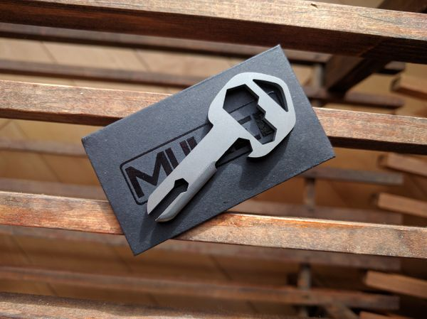 MyKee Titanium Multi-Tool Key Review