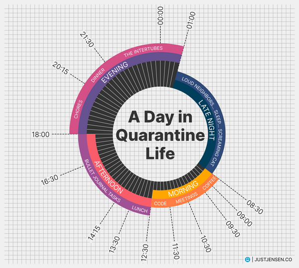 A Day in Quarantine Life